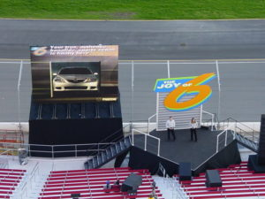 Mazda Dealer Meeting at the Las Vegas Motor Speedway, NV.