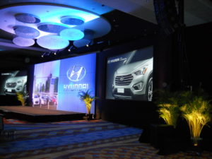 Hyundai conversations tour 2012 - regional meetings in Atlantic City, NJ; Chicago, Dallas, Orlando, Las Vegas.