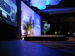 Hyundai Conversations Tour 2012; regional meetings in Atlantic City, Las Vegas, Chicago, Orlando, Dallas.