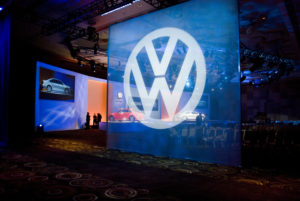 Volkswagen 2011 National Dealer Meeting, breakouts, and ride and drive in Las Vegas.